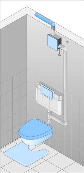Gut bekannt WC Entlüftungen: Elektro Kirsch GmbH TT22